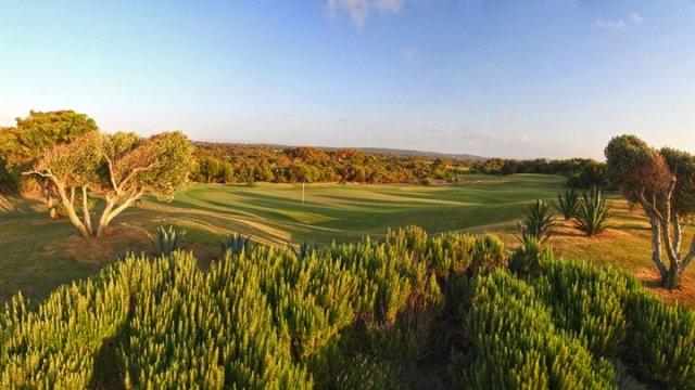 Mogador Golf Course, Atlantic coast of Morocco